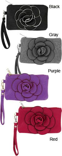 The Rose Wristlet at The Veterans Site