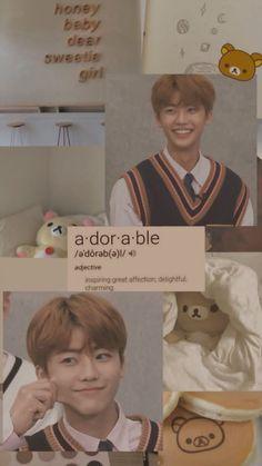 Aesthetic Gif, Aesthetic Wallpapers, Haikyuu, Dream Collage, Kpop Backgrounds, Nct Dream Jaemin, Best Kpop, Lucas Nct, Na Jaemin