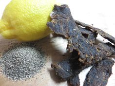 This lemon pepper beef jerky recipe has an amazing flavor combo of fresh lemon juice, zesty lemon pepper seasoning, worcestershire, soy, brown sugar, liquid smoke, and garlic. This is one of my ALL TIME FAVORITES! You MUST try this one!