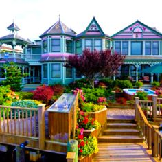 Beach house in Ocean City, New Jersey