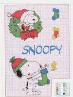 Gallery.ru / Фото #14 - Nє39 Snoopy Christmas - mornela