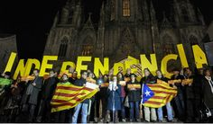 The president of Spain's Catalonia region said on Wednesday that he would call an independence referendum in September 2017, in a move likely to infuriate Madrid as the country endures a protracted political crisis.
