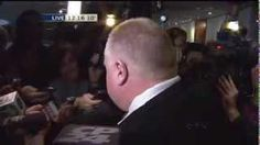 Toronto Mayor Rob Ford Admits To Smoking Crack And Blames The Reporters - #funny #crackhead #FAIL #Toronto