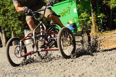 Athos extreme quad-cycle