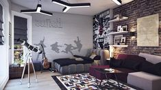 Cool Teen Boy Bedrooms - Rustic Bedroom Decorating Ideas Check more at http://dailypaulwesley.com/cool-teen-boy-bedrooms/