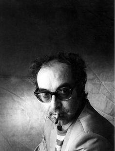 Jean-Luc Godard by Christian Coigny