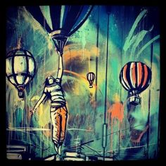 alice pasquini street art | Alice Pasquini street art | ART
