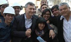 El presidente Mauricio Macri mantuvo un encuentro con productores en Tucumán