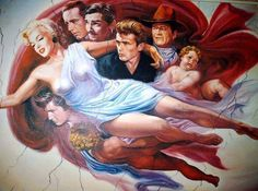 « « Marilyn Monroe » »    Nighthawk's Cafe    D'arc Underground       & Other Plays