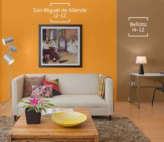 Un mismo espacio, diferentes ambientes. Combinar los colores de tu sala te dará…