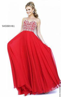 Sherri Hill 8555 by Sherri Hill
