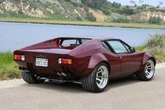 1972 De Tomaso Pantera Custom