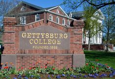 Gettysburg College--home of the fabulous Civil War Institute! Gettysburg College, Here And Now, Alma Mater, Bullets, I School, Where The Heart Is, Massage Therapy, Colleges, All Over The World