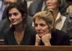 Caroline Kennedy Schlossberg's daughter, Rose.  Looks just like her grandmother, Jackie!