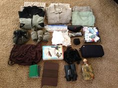 10-time African safari traveler Cynthia Tuthill shares what to pack for an African safari into carry-on luggage.