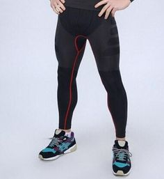 Men's Compression Pants Quick-drying Breathable - IronFitWear