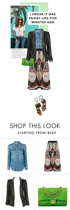 """All the kings are coming marching to the sound from your ribcage."" by crilovesjapan ❤ liked on Polyvore featuring Yves Saint Laurent, Temperley London, Balmain, Chanel and Rosetta Getty"
