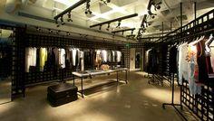 Alexander Wang store Hong Kong