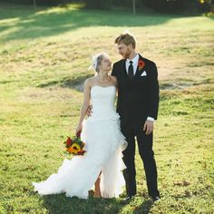 Book-Themed Southern Fall Wedding on WeddingWire