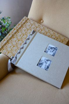 Lovely New Design | Giclee Prints | Holds 40 Pages | Reinvented Juniper Book | Cypress Albums
