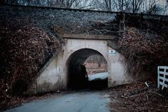 Bunny Man Bridge (Colchester Overpass,) Fairfax, VA
