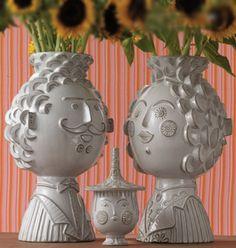 JA vases, so Land of Nod RLS