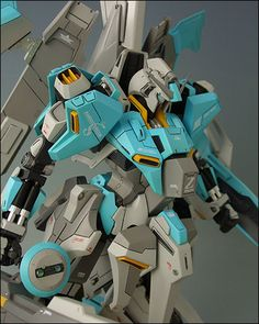 [Gundam] Hyper MSZ-006 Zeta Gundam (Built by Cross Karl)