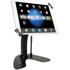 Cta Digital Ipad And Tablet Dual Security Kiosk
