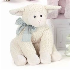 Bearington Baby  Cuddly Baa ** To view further for this item, visit the image link.