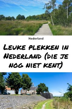 Great Places, Places To Visit, Camper, Countries Of The World, Holiday Destinations, Where To Go, Trip Planning, Netherlands, Holland