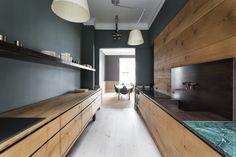Garde Hvalsøe - Project - Dinesen kitchen showroom