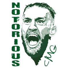 Conor Mcgregor - Notorious - NeatoShop