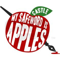 My safeword is Apples.