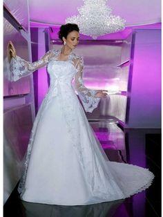 DaVinci Bridals Wedding Dress Style F8188 | House of Brides