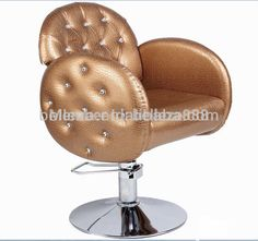 Salon Chairs For Cheap Patio Chair Foot Caps 12 Best Gold Furniture Images Lounges Barber Buy Directly From China Suppliers Specification