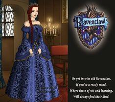 Ravenclaw by msbrit90 on DeviantArt