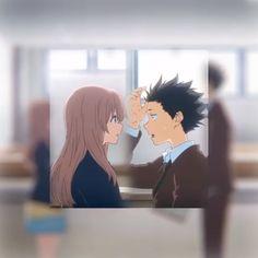 The silent voice Anime Music Videos, Anime Songs, Anime Films, Anime Characters, Cute Anime Wallpaper, Hero Wallpaper, Anime Love, Anime Guys, A Silent Voice Anime
