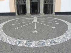 Calçada Portuguesa em Angra do Heroísmo, Açores - JL