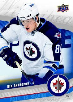 Nik Antropov - #80