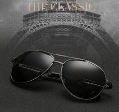 7cc2faa1854a WEGORE Men s Polarized Sunglasses Ultra-light Aluminum Magnesium Driving  Polarized Sport Sunglasses For MenUSD 16.37