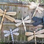 The Original Table Leg Dragonflies with ...