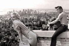 Marilyn and Elvis <3