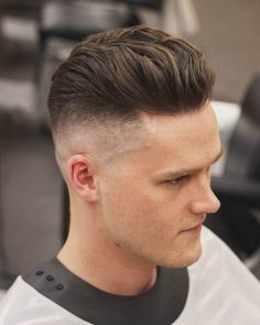 The 50 Best Short Back Sides Long On Top Mens Hairstyles 2018