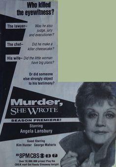 Murder, She Wrote (Season 7 Premiere)