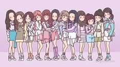 (3) Ryuji Takada (@ryusiccom_e) / Twitter First Art, First Love, Friendship Art, Dancing Baby, Bear Wallpaper, Japanese Girl Group, Kpop Fanart, The Wiz, K Idols