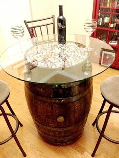 We all know that giving old stuff a new life instead of throwing them away is valuable and ecological. There are pretty much different ways that people used old wine barrels to decorate their homes and outdoors. For example, they can be converted to dog houses, planters, chairs, tables, sinks and so on. Today we […]