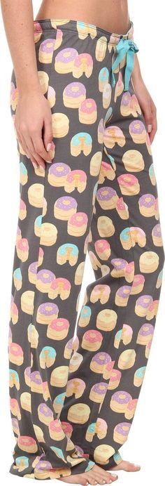 3453aa6062 P.J. Salvage Women s Donut   Cronut Print PJ Bottoms Cronut