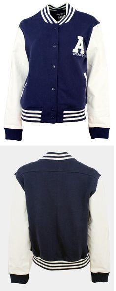 College Letter Women's Jacket - College Letter Women's Jacket - Track & Active Jackets - Apparel -