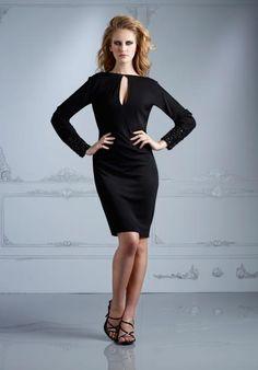 Terani Evenings Dress C2086 at Peaches Boutique