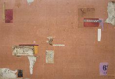 WILLIAM DOLE (1917-1993) Collage, 1962